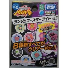 TAKARA TOMY BEYBLADE METAL FUSION BB-45 RANDOM BOOSTER VOL. 3 CLAY ARIES