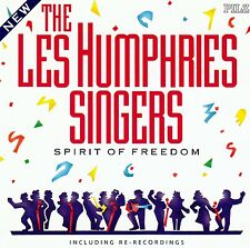 THE LES HUMPHRIES SINGERS : SPIRIT OF FREEDOM / CD - NEUWERTIG