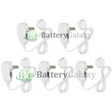 5 Battery Home Wall AC Charger for Apple iPod Touch 2G 3G 4G 1st 2nd 3rd 4th Gen