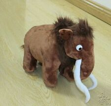 New Hot Films Ice Age 3 Manny Mammoth Soft Plush Dolls Stuffed Animal Toys 9""