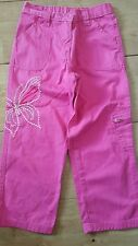 Ladybird pink trousers 7-8yrs