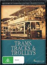 TRAMS. TRACKS & TROLLEYS -  NEW & SEALED DVD - FREE LOCAL POST