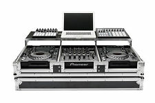 Magma CDJ-Workstation 2000/900 Nexus II - Flight Case - DJ-Case - DJ-Koffer - Mi