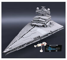 New CUSTOM Star Wars Imperial Star Destroyer LEGO Compatible Sealed 10030 3250Pc