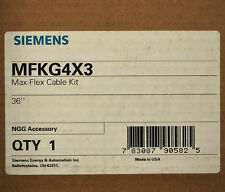 "Siemens MFKG4X3, Breaker NGG Maxflex Kit 36"" Cable 4X - NEW"