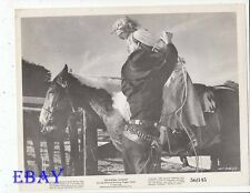 Peggie Castle bound and gagged VINTAGE Photo Oklahoma Woman