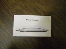 Genuine Apple Magic Mouse 2 Silver MLA02LL/A