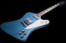 Gibson 2017 T Firebird Pelham Blue with case