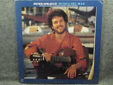 33 RPM LP Record Peter Sprague Musica Del Mar Concord Records CJ-237