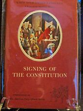 SIGNING OF THE CONSTITUTION - American Geographical Society