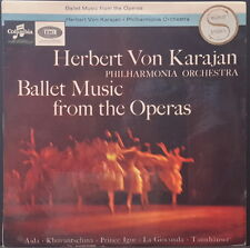 WRC MCX 1774 (SAX2421) KARAJAN BALLET MUSIC FROM THE OPERA NEW ZEALAND  PRESS