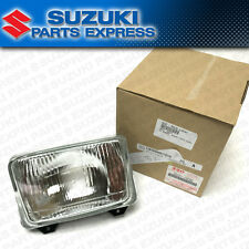 NEW 2002 - 2016 SUZUKI DR-Z DRZ 400S SM OEM HEAD LAMP LIGHT LENS 35121-12EA0