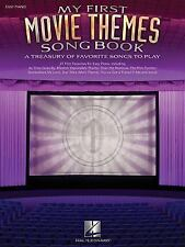 My First Movie Themes Song Book: A Treasury of Favorite Songs to Play, , Good Bo