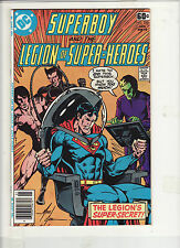 SUPERBOY AND THE LEGION OF SUPER HEROES #235 VF/NM