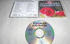 CD Schlager Diamanten 16.Tracks Ireen Sheer Gitti & Erika Bata Illic ... 112
