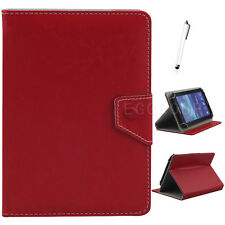 """Xmas Gift For 7'' 7.9"""" Tablet PC Universal PU Leather Folio Stand Case Cover"""