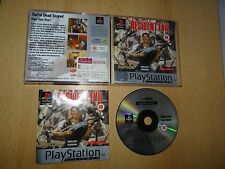 RESIDENT EVIL PLATINUM  PLAYSTATION 1 ps1 PAL version
