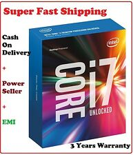 Intel Core i7-6700K 4.00 GHz 8M Processor Cache 4 LGA 1151 BX80662I76700K