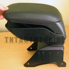 Bracciolo Portaoggetti Universale Pelle Nero Alfa Romeo 145 146 147 155 156