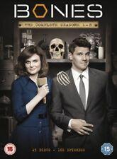 Bones - Season 1-8 [DVD] [2013], 5039036060806, Emily Deschanel, David Boreanaz.