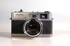 MINOLTA HI-MATIC 7S W/ 45MM F1.8 LENS