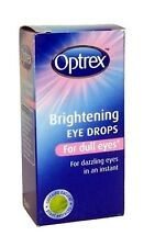 OPTREX EYE BRIGHTENING DROPS FOR DULL EYES - 10ML