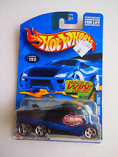 HOT WHEELS 2002 CABBIN FEVER #193 TOW TRUCK FLAT BED