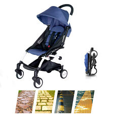 New Mini Baby Stroller Infant Pushchair Carriage Foldable with Sun Canopy Travel