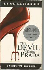 The Devil wears Prada novel by Lauren Weisberger