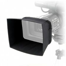 New PO11 Lens Hood designed for Panasonic AG-AC90, AG-HMC81E and JVC GY-HM650.