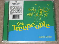 TREE PEOPLE - HUMAN VOICES - PSYCH / FOLK - NEW