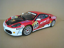 Ferrari F 430 Challenge #102 European Champion 2006 * Hot Wheels ELITE *1:18*OVP