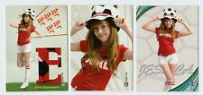 SNSD Girls'Generation Star Collection Photo Card JESSICA set GG2 125 /134 /143