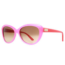 Kate Spade Angelique JUYRY Pink Orange/Brown Gradient Women's Cat Eye Sunglasses