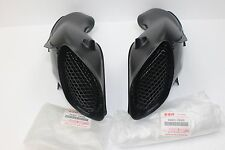 2004 2005 SUZUKI GSXR 600 750 OEM NEW LEFT RIGHT RAM AIR TUBES DUCTS NICE STOCK