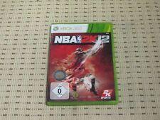 NBA 2k12 per XBOX 360 xbox360 * OVP *