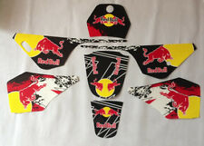 PW80 3M graphics decals sticker kit for YAMAHA MOTORCYCLE dirt pit bike PW 80