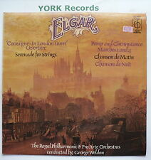 CFP 40235 - ELGAR - Cockaigne In London Town WELDON Royal PO - Ex Con LP Record