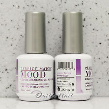 LECHAT Perfect Match 12 NEW MOOD Colors Changing Gel Polish Collection 2013