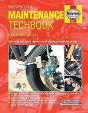 Motorcycle Maintenance Techbook: Servicing and minor repairs for all motorcycles