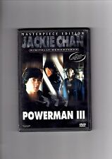 Powerman III (Jackie Chan) / DVD #10720