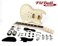 Pit Bull Guitars SG-1F Electric Guitar Kit