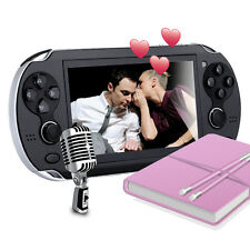 4.3'' 8GB 32Bit 2000+ Games Built-In Handheld Video Game Console Player Portable