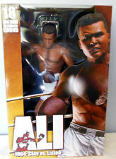 "Muhammad Ali 18"" Motion Activated Sound Figure 1964 Clay vs Listion New in Box"