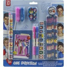 One Direction 'Season 13' Super Stationery Set Brand New Gift
