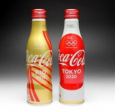 2 Coca Cola Japan Olympic Special Edition Coke 2016 Rio 2020 Tokyo New Full