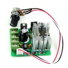 10A 6V/12/24V Pulse Width Modulator PWM DC Motor Speed Control Switch Controller