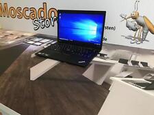 """Lenovo x1 CARBON 14"""" i5-3247u 128gb SSD 4gb di RAM Intel HD WIN 7 Pro guasto"""