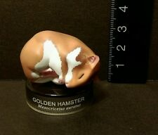 Kaiyodo Hamster's Lunch Part 1 Sleeping Golden Hamster Figure A Cute!!