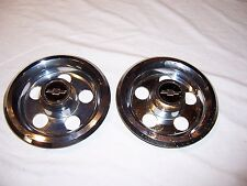 1981 - 1985 Chevy Celebrity Citation Rally Wheel Chrome Center Hub Cap